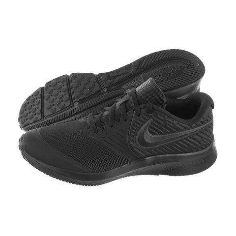 *Nike Youth Star Runner 2 GS Black (AQ3542-003) - N5/SR - R1L2