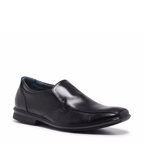 #Hush Puppies Cahill Black - HL - R2L17