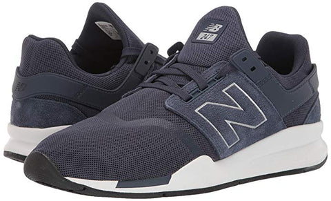 #New Balance Mens Lifesyle 247 Blue - (MS247GG) - GG - R2L4