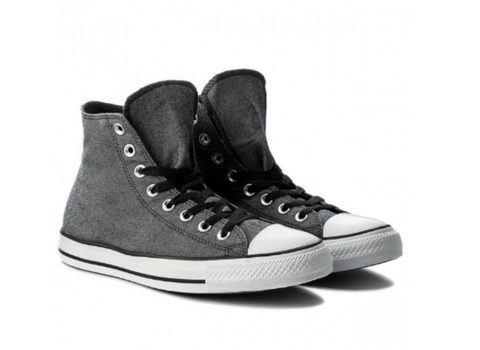 *Chuck Taylor All Star Washed High Top - (155386C) - SIL - R1L8