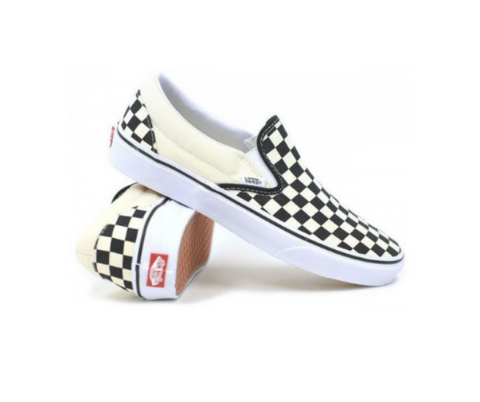 *Vans Classic Slip-on Checkerboard Black White (VN000EYEBWW) - CHK - R1L6