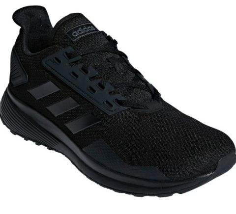 Adidas DURAMO 9 SHOES Black (B96578) - UR - R2L13