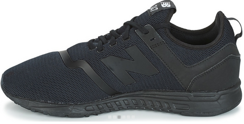 New Balance 247 Decon Triple Black Men's - BV - R2L18