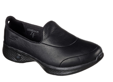 Skechers Womens GoWalk 4 Desired - (14928/BBK) - DD - R2L16