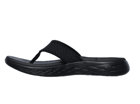 SKECHERS ON THE GO 600 - (15300-BBK) - CM - R1L16