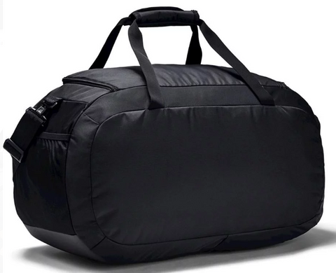 UNDER ARMOUR UNDENIABLE 4.0 DUFFLE BLACK/GOLD MED 58 LITRES