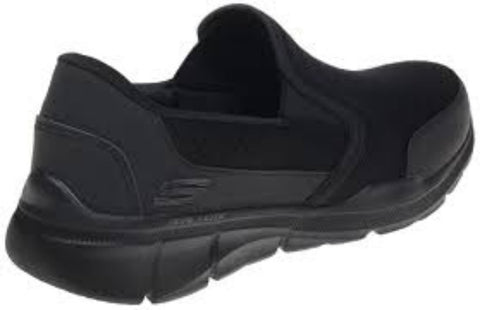 *Skechers Men's Equalizer 3.0 Bluegate Loafer - (52984-BBK) - MC - R2L16