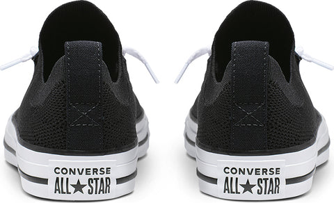 *Chuck Taylor All Star Knit Slip Womens Black - (565489c) - RS - R1L8 L/P