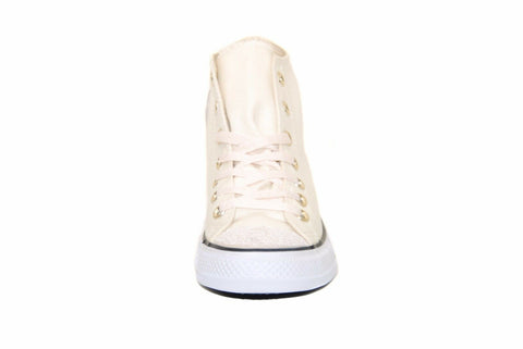 *Chuck Taylor All Star Canvas Ivory Hi Womens - (551608C) - PA HI - R1L7