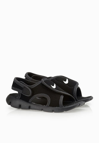 #Nike Sunray Adjust 4 Toddler Sandals - (386519 011) - B17 - R1L1