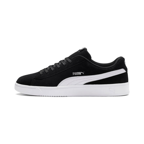 #PUMA  Court Breaker Derby Men's Sneakers - Black / White (367366-01) - CD - R2L12