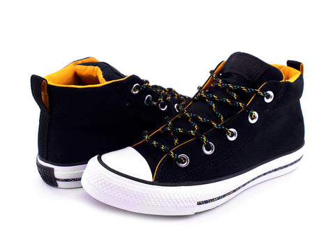 *Chuck Taylor All Star Street Black (162381C) - XK - R1L6