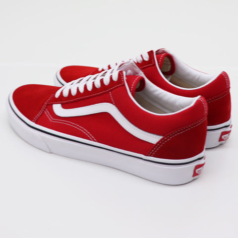 *Vans Old Skool Red Racing (VN0A4BV5JV6) - RED - LOW - R1L5