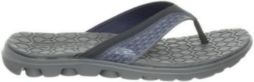 #Skechers Mens OnTheGo Escape - (53558/CCNV) - GY - R2L16