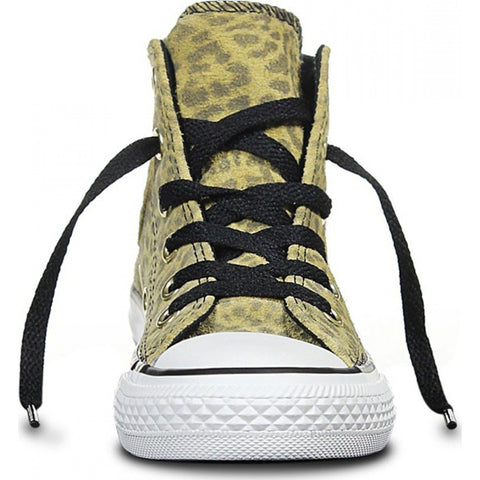 Converse Chuck Taylor Leopard Youth - (645172C) - LEP - R1L6