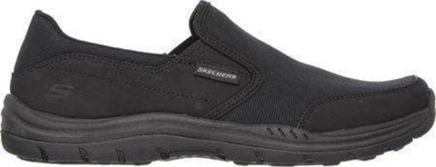 #Skechers Mens Relaxed Fit: Expected Tosco shoe - (64591/BLK) - B - R2L16