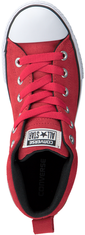 #Converse Chuck Taylor All Star Street Red (654250C) - Y - R1L1