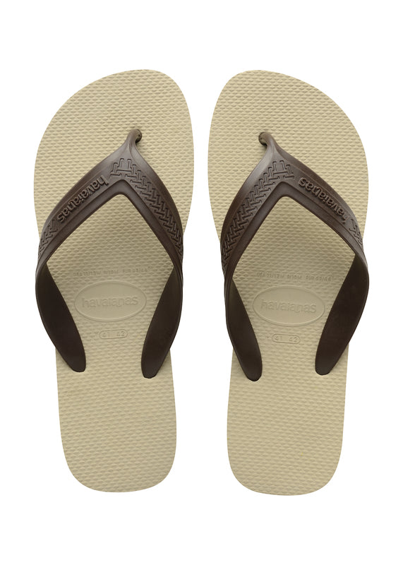 #Havaianas Mens Top Max Sand/Brown - (8615) - HV97 - F