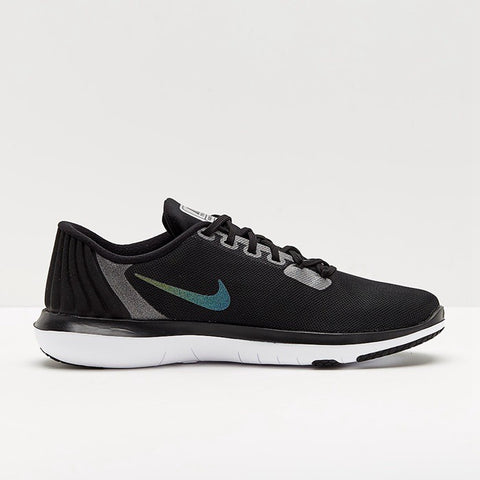 #Nike Flex Supreme TR 5 Womens Black/Metallic - (923968 001) - D12 - R1L2.