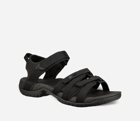 #Teva Youth Tirra Black/Black - (1019395Y/BLK) - A - F