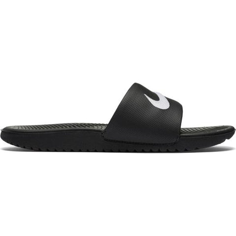 #Nike Kawa Slide Kids / Youth (GS/PS) Black/White - (819352 001) - A17 - R2LB