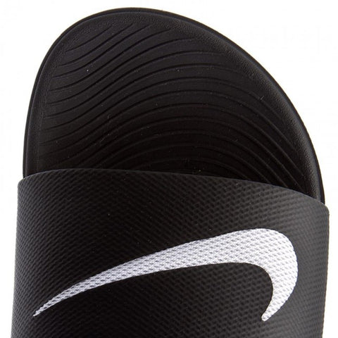 Nike Kawa Slide Kids / Youth (GS/PS) Black/White - (819352 001) - A17 - R2LB