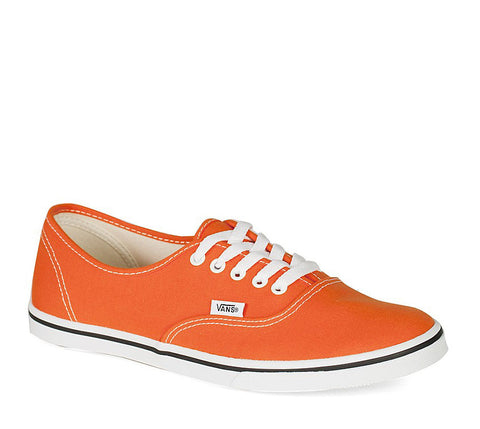 #Vans Authenic Lo Pro Orange- (VN-0T9N8YI) - BP - F - L/P