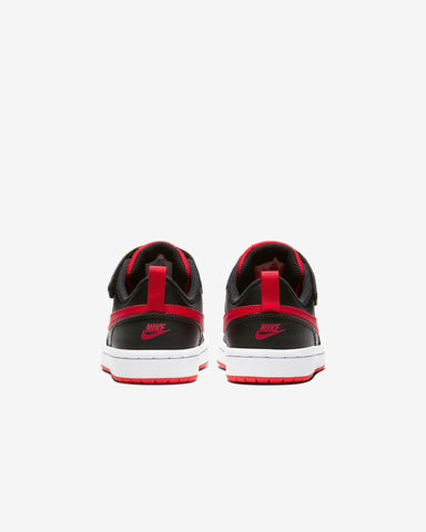 Nike Court Borough Low 2 Kids - (BQ5451-007) - NB2 - R1L9
