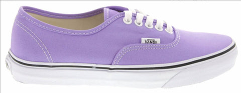 #Vans Womens Authentic Bougainvillea/White - (VN-0TSV8Z1) - BV - F