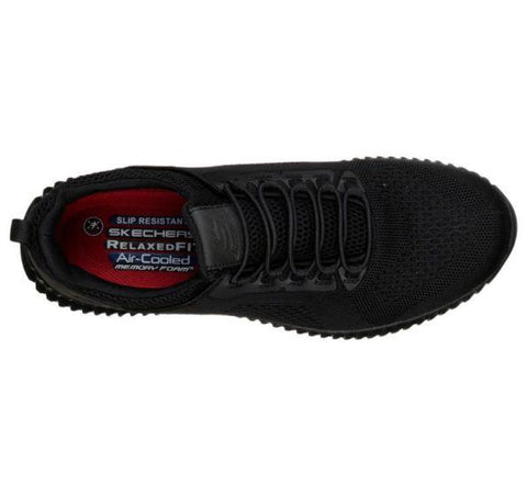 #Skechers Mens Cessnock Relaxed Fit - (77188/BLK) - C7 - R2L16