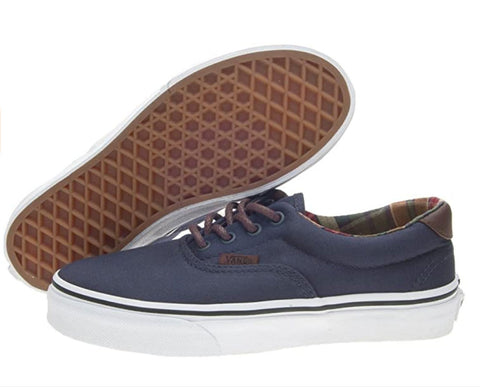 #Vans Kids Era 59 Dress Blue - (VN 0SD5DCV) - CB - R1L1
