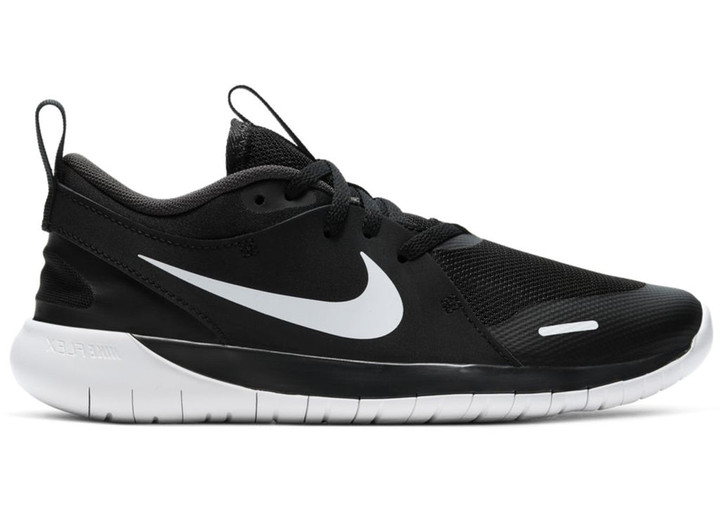 #Nike Flex Contact 4 Youth Black/White - (CJ2074 001) - M1 - R1L6