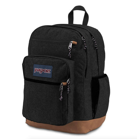 #Jansport Cool Student Backpack Black - (JS0A2SDD008) - R2L14/F