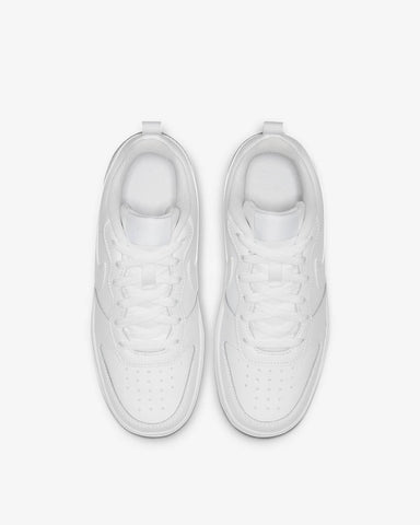 Nike Youth Court Borough Low 2 White - (BQ5448 100) - CX8 - R1L4