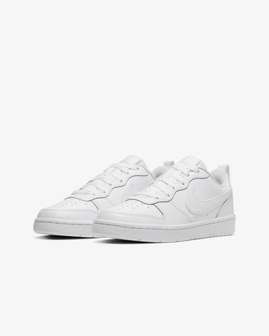 #Nike Youth Court Borough Low 2 White - (BQ5448 100) - CX8 - R1L4
