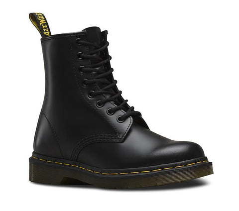 Dr Martens 1460 Black 8 Eye Smooth Leather