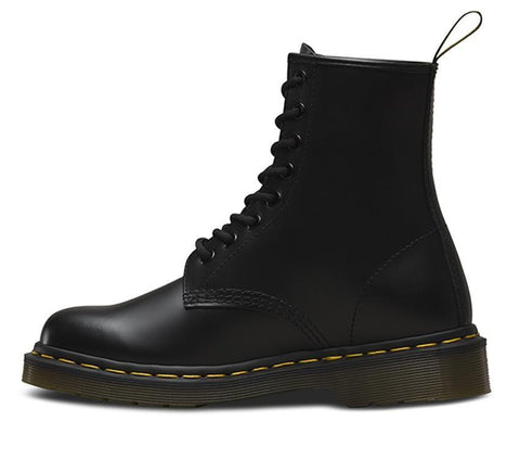 Dr Martens 1460 Black 8 Eyes Smooth Leather