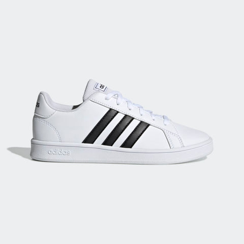#Adidas Grand Court White/Black (EF0103) - GCK - R1L9