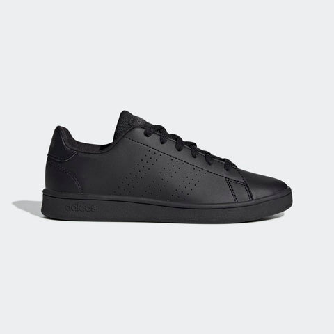 #Adidas Advantage Shoes Youth/Womens Blk/Blk - (EF0212) - AS - R2L13