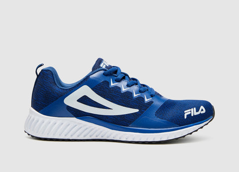 #Fila Mens Desio 401 EBlue/White - (1RSM20517) - FB -