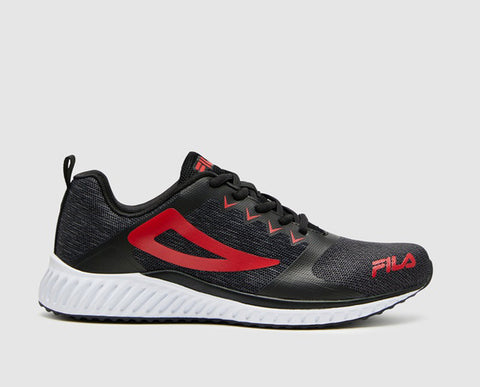 #Fila Mens Desio 016 Black/Grey - (1RSM20517) - FD -