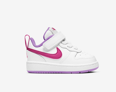 Nike Toddler Court Borough Low 2 - FG - (BQ5453 111) - FG - R1L1