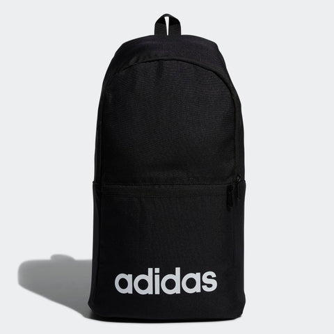#Adidas Linear Classic Daily Backpack 20L Black/White - (GE5566) - R2LB