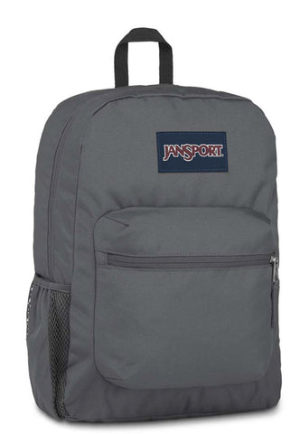 JANSPORT CROSSTOWN BACKPACK GREY 26 LITRES - R2L14/F