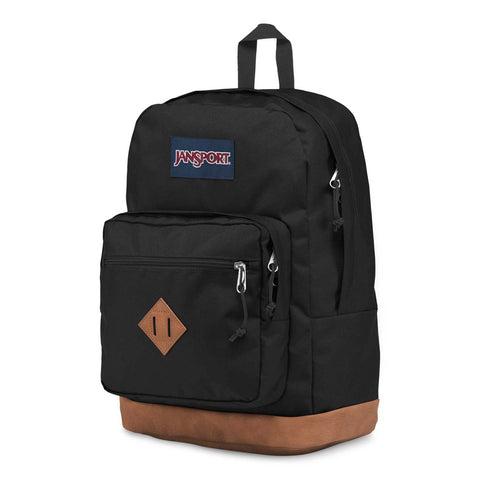 #Jansport City View BackPack Black - (JS0A3P3U008) - R2L14