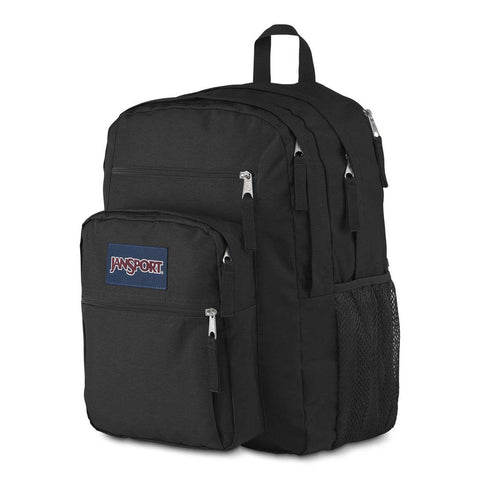 #Jansport Big Student BackPack Black - (JS0A47JK008) - R2L14