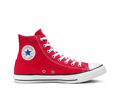 *Converse Chuck Taylor All Star Classic Red High Top (M9621C 19621) - R1L7