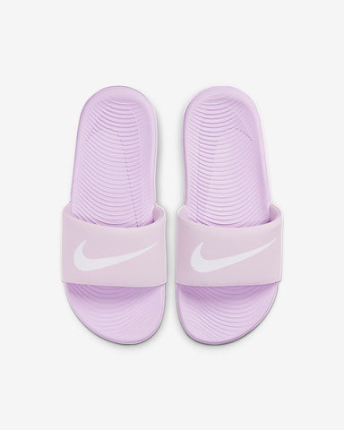 #Nike Kids/Youth Kawa Slides Lilac - (819352 501) - NI - R2L15