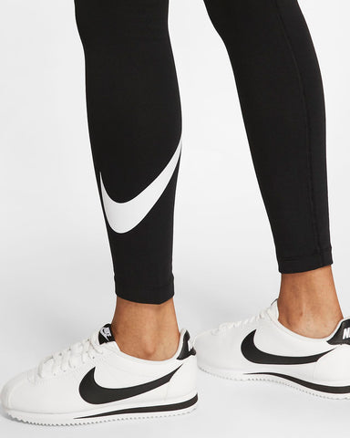 #Nike Sportswear Leggings Club HW Swoosh - (CJ1984 010) - NL1