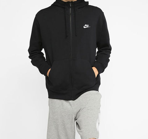 #Nike Mens Club Fleece Hoody - (BV2645 010) - NMH - F - L/P